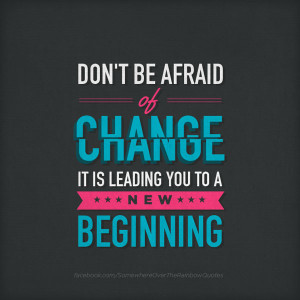 Quotes About Change In Life Entrancing Change How Soon Is Too Soon  Leadership Learning Just A